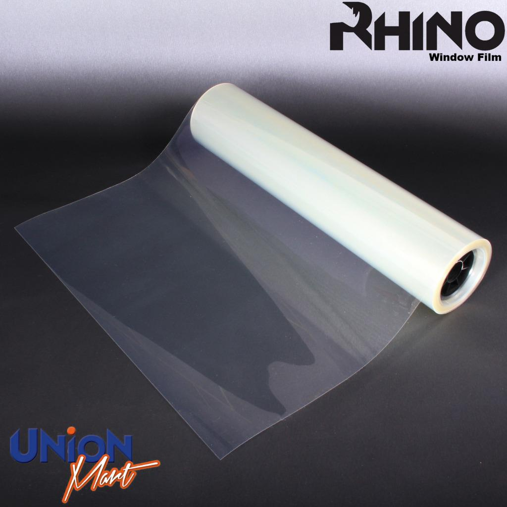 Clear shatterproof safety window film glass uv for Film protection uv fenetre