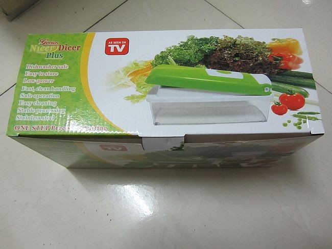 High Quality NICER DICER PLUS As seen on TV Kitchen Gadget