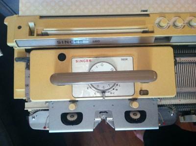 U100E Transfer Tool for Passap E6000 Knitting Machine