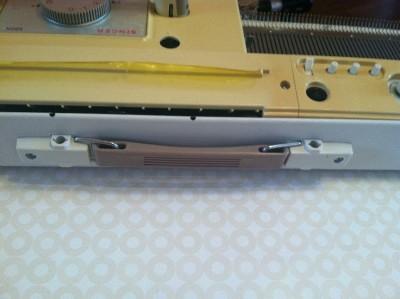 Silver Reed Knitting Machines inc Knitmaster, Singer