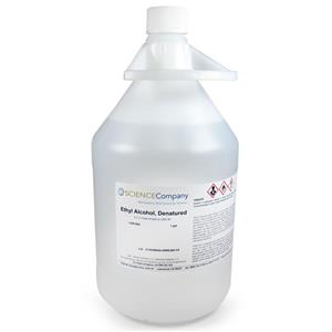 Nc 2405 ethyl alcohol 1gal denatured reagent for Denatured alcohol for fireplace