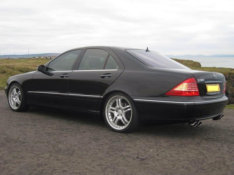 mercedes s class w220 air suspension lowering links module. Black Bedroom Furniture Sets. Home Design Ideas