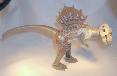 Lego dinosaur spinosaurus jurassic park iii studios 1371 includes free grab bag ebay - Lego dinosaurs spinosaurus ...
