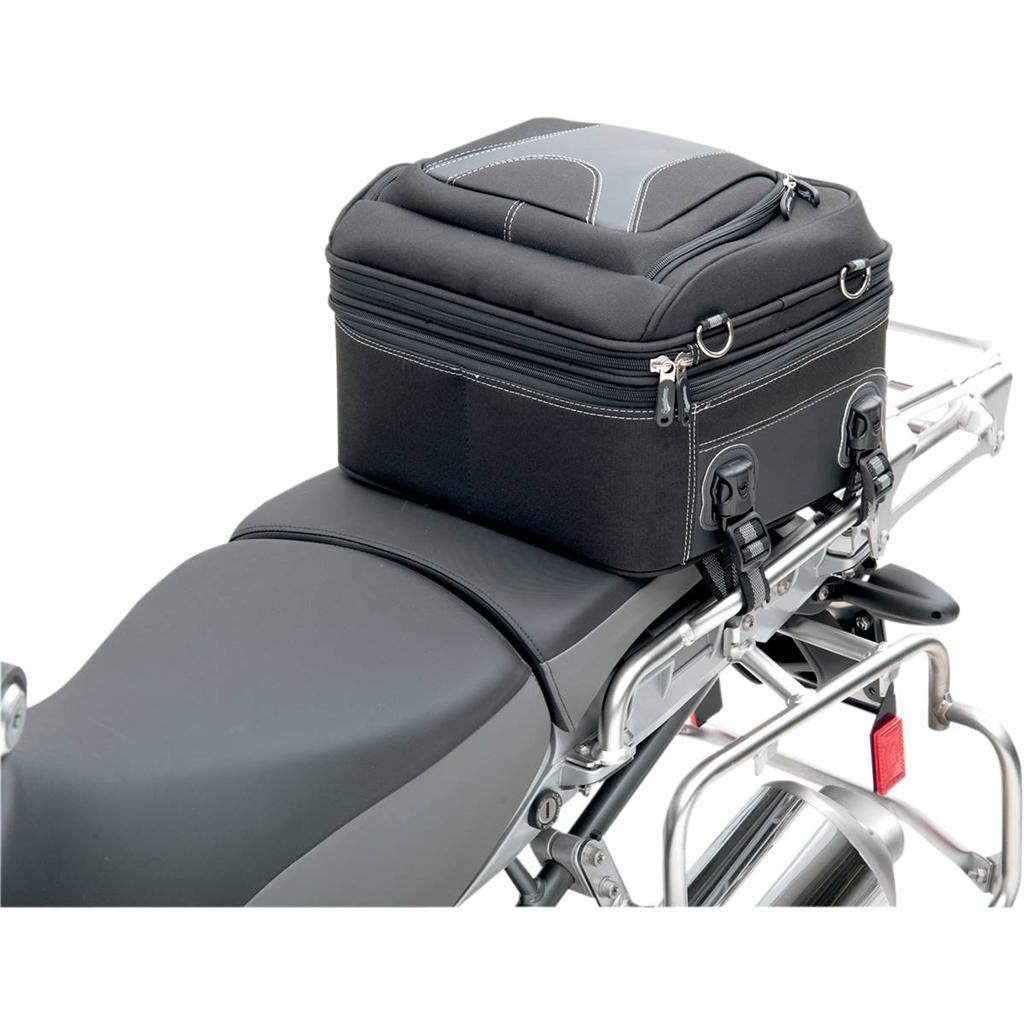 saddlemen pillion bag for bmw adventure motorcycles 3516 0145 ebay