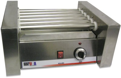 New 10 hotdog hot dog roller grill machine cooker warmer - Hot dog roller grill with bun warmer ...