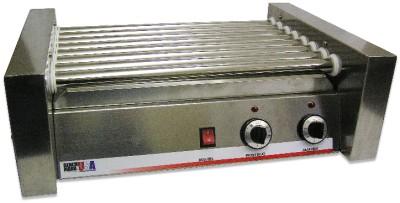 New 20 hotdog hot dog roller grill machine cooker warmer - Hot dog roller grill with bun warmer ...