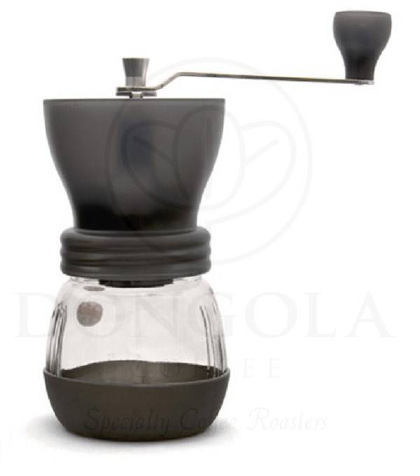 Aeropress Coffee Maker And Grinder : AEROPRESS Espresso Coffee Maker Brewer + HARIO Skerton Ceramic Burr Grinder Kit eBay