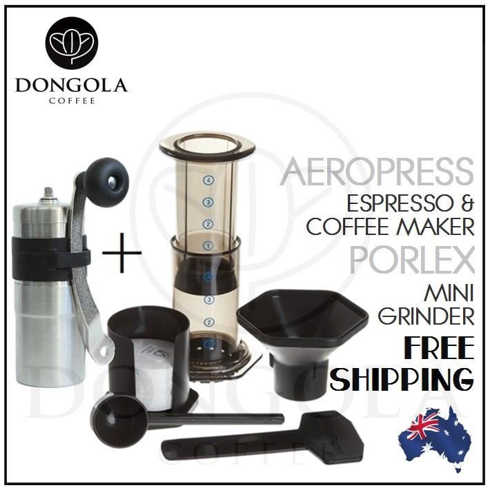 Aeropress Coffee Maker Test : AEROPRESS Coffee & Espresso Maker Manual Brewer Aerobie will suit Porlex Grinder 85276000800 eBay