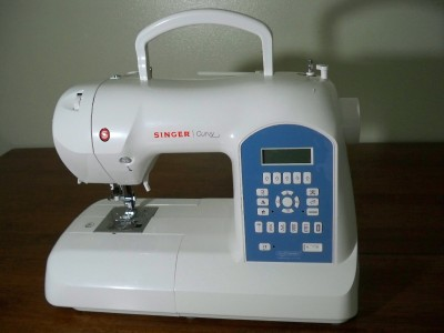 singer curvy computerized sewing machine