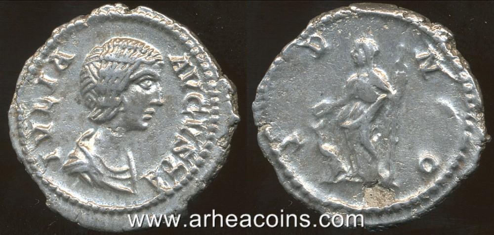 JULIA-DOMNA-Silver-Denarius-211-217-AD-21mm-3-25-g-Rome-mint-RIC-559