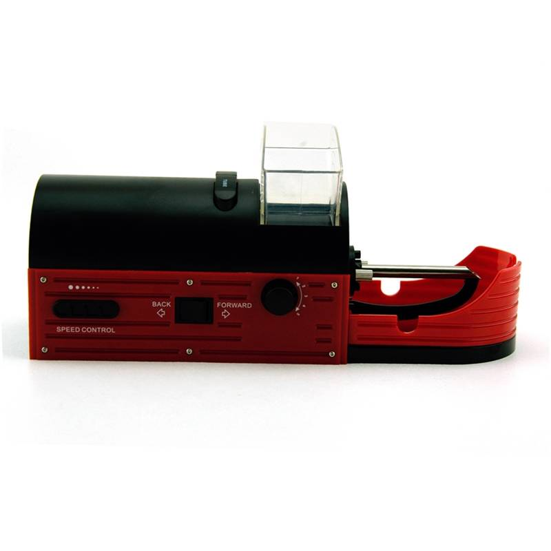 filtered cigarette rolling machine