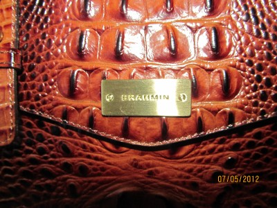 Brahmin Bags Outlet on Authentic Brahmin Pecan Melbourne Marilyn Backpack Purse  295   Ebay