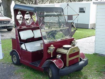 Golf cart model t yamaha gas 1998 ebay for Yamaha golf cart repair near me