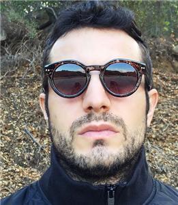 cool mens eyeglasses  mens dark brown thick