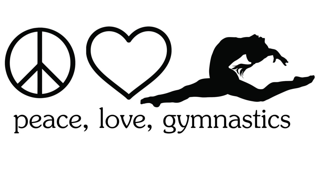 Gymnastics Coloring Sheets Free Coloring Pages Of Love Gymnastics