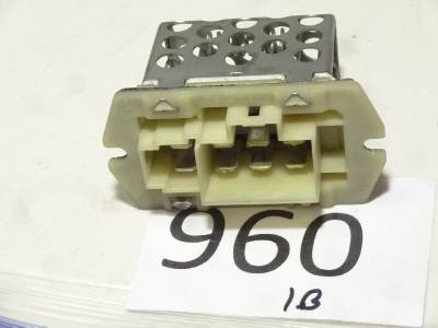 2001 2005 dodge grand caravan 04885583aa resistor blower for Blower motor dodge caravan