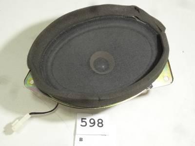 1997 2001 toyota camry rear speaker oem ebay. Black Bedroom Furniture Sets. Home Design Ideas