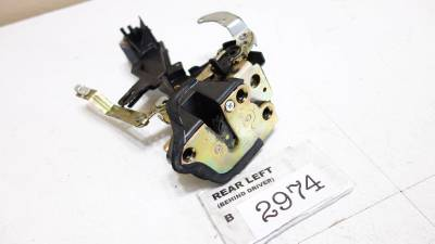 How To Replace The Ignition Cylinder In A 1999 2007 Ford Focus as well Door Rear together with 131694591869 moreover 141643517993 further Lock Switch Rh. on 1993 honda accord door latch