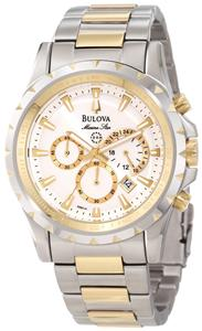 Bulova Mens 98B014 Marine Star Chronograph Watch