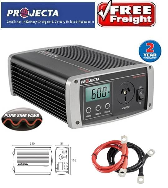 PROJECTA-POWER-INVERTER-PURE-SINE-WAVE-600W-12V-FOR-240V-APPLICANCES-IP600