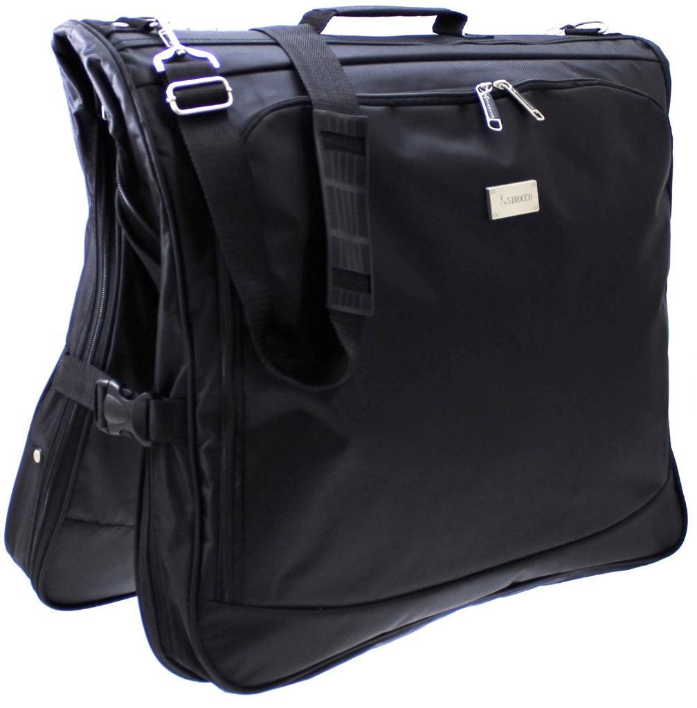 Mens Suit Dress Garment Carrier Suiter Case Suitbag Cover Luggage Travel Bag Bk Ebay