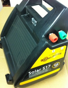 SOLAR ELECTRIC FENCE CHARGER | EBAY - ELECTRONICS, CARS