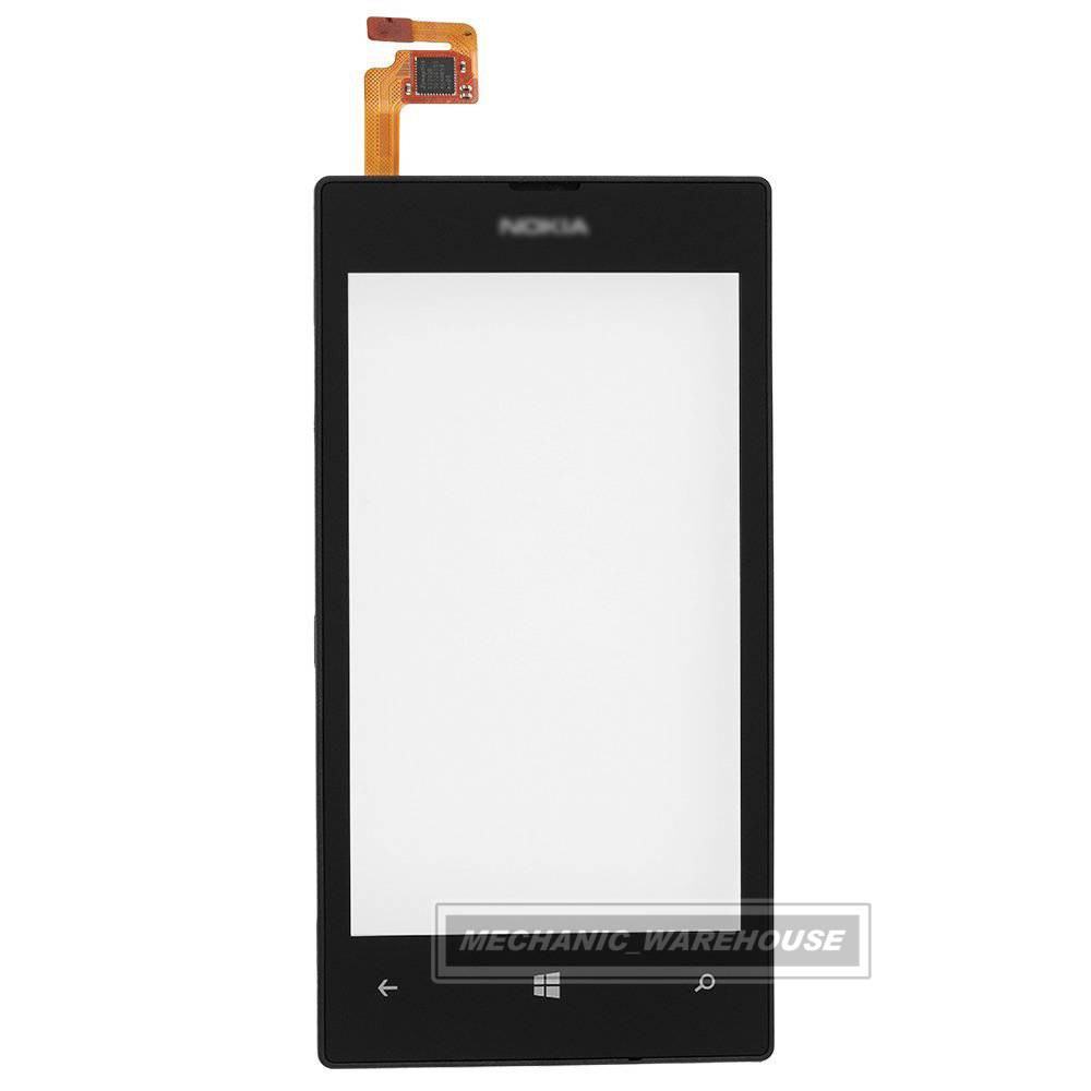 Replacement Black Touch Screen Digitizer For Nokia Lumia 520 N520