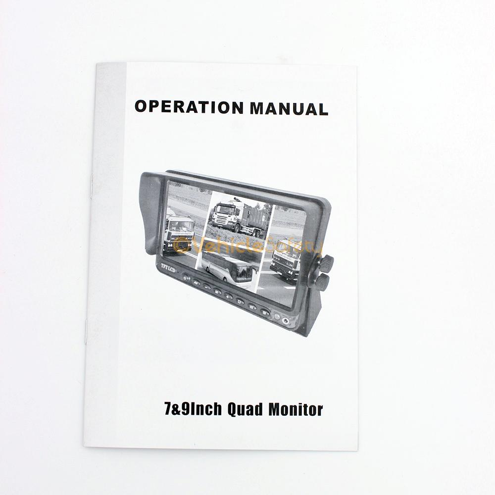 rvs systems backup camera manual