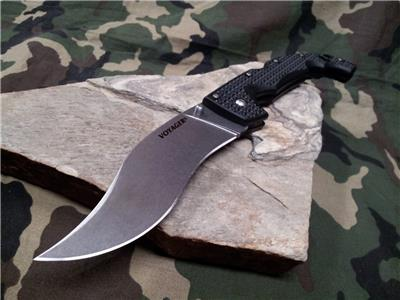 Cold Steel Xl Voyager Knife Vaquero Folding Standard Cts
