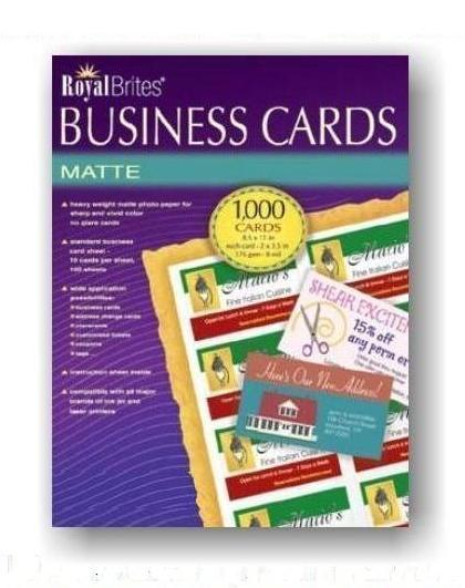 660661990 o Top Result 60 Fresh Business Card Weight