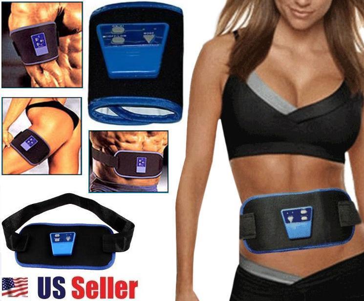 electronic abdominal machine