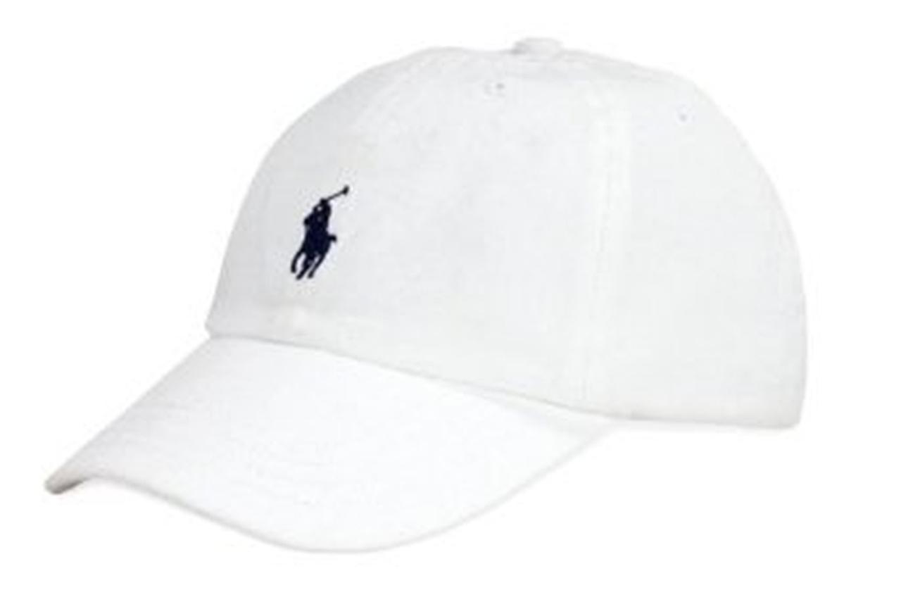 ralph lauren adjustable cotton cap baseball cap hat in. Black Bedroom Furniture Sets. Home Design Ideas