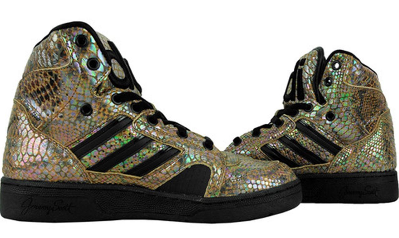 adidas jeremy scott instinct hi rainbow