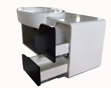 How High Should Vanity Lights Be Hung : High Gloss Bathroom Furniture Sink Vanity Unit Wall Hang Mirror + Side Cabinet eBay