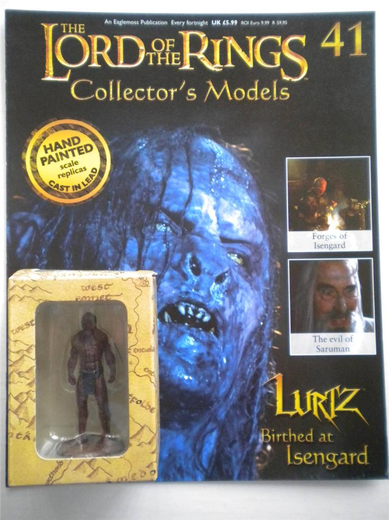 LORD-OF-THE-RINGS-EAGLEMOSS-COLLECTORS-MODEL-MAGAZINE-CHOOSE-YOUR-FIGURINE