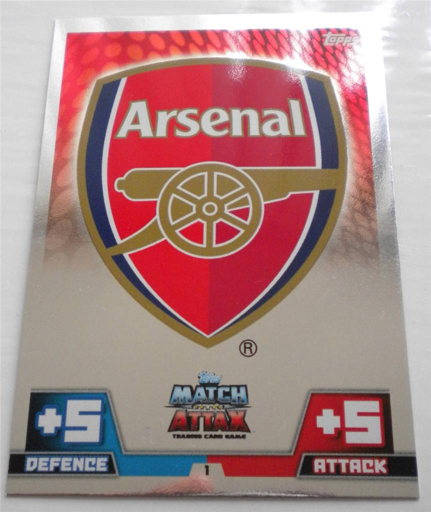 Barclays Premier League: TOPPS MATCH ATTAX 2014/15 14 15 CLUB BADGE TACTIC CARDS