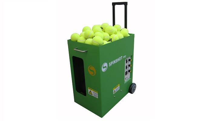 spinshot pro tennis machine