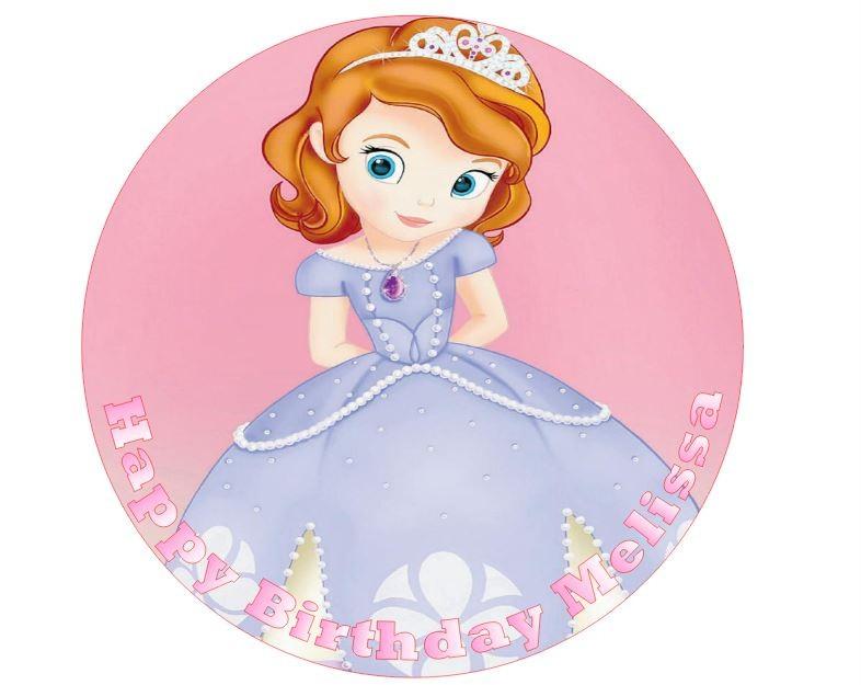 Princess Sofia Birthday Parties On Pinterest Sofia The Princess Sofia Pictures