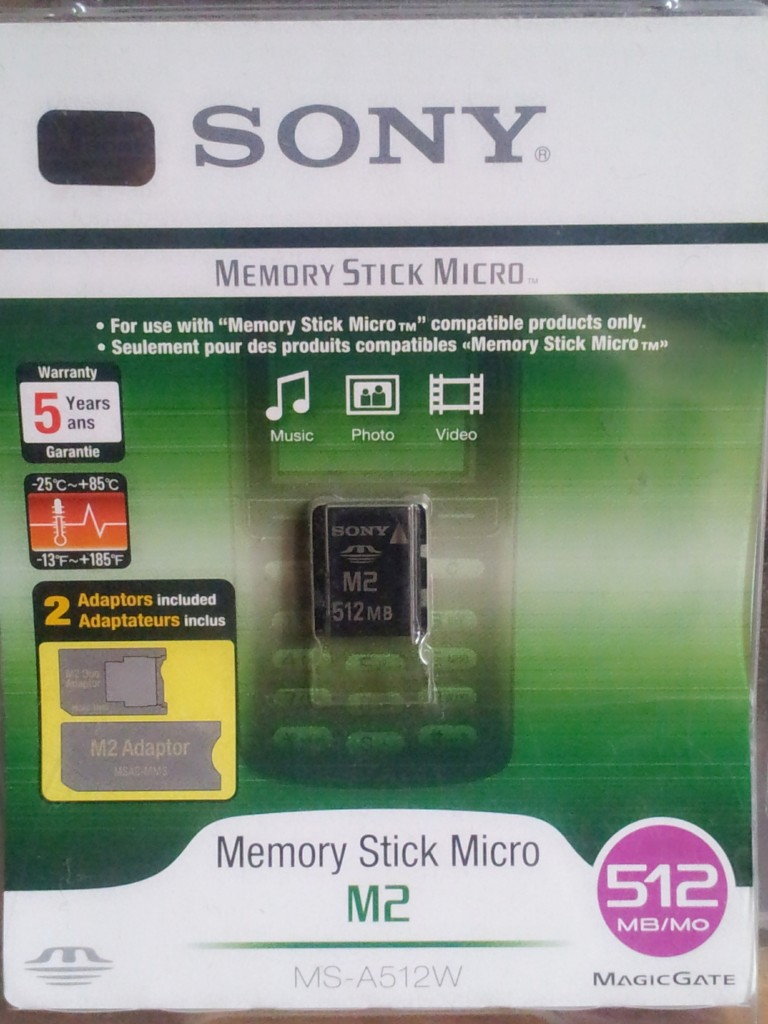 Sony memory stick recovery software