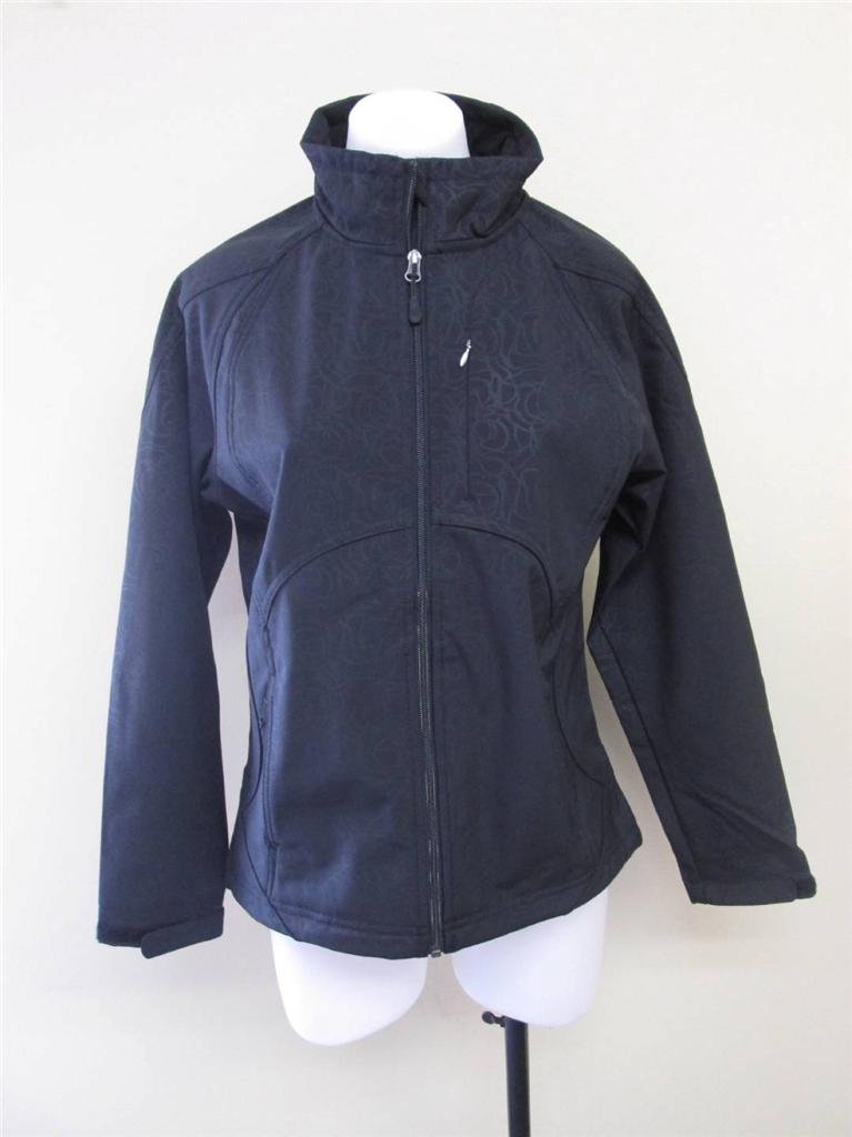 double diamond soft shell jacket