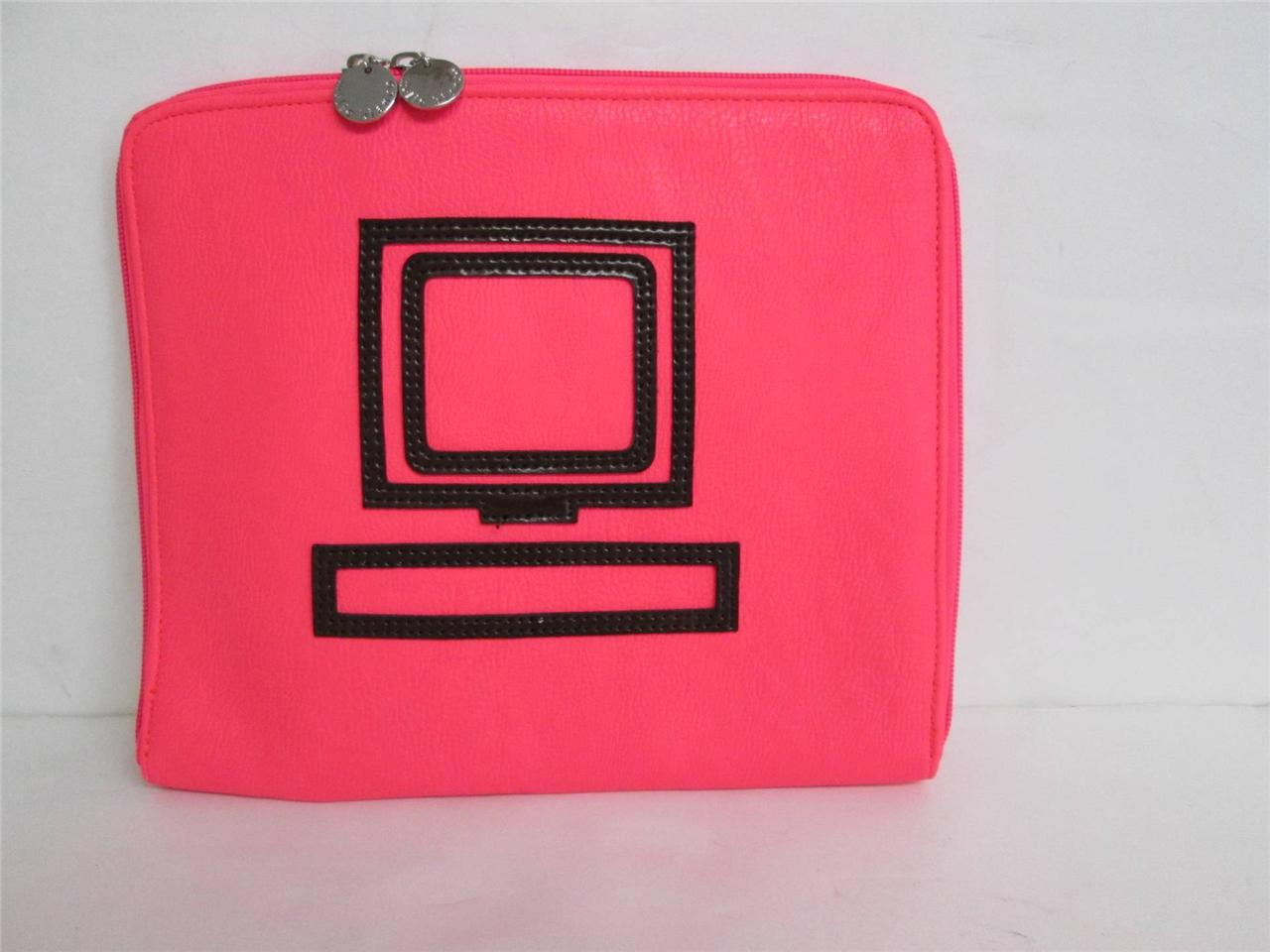 Melie-Bianco-D2628-iPad-Table-Computer-Case-in-Various-Neon-Colors-NWT