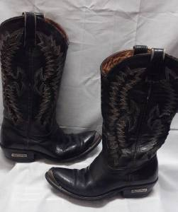 Perfect Ladies Harley Davidson Leather Cowboy Western Ranch Style Boots With Stud - Kira | EBay
