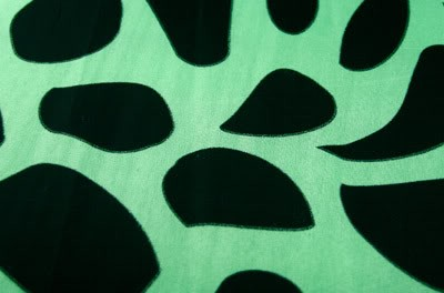 "7pc ""Kenya"" Green Giraffe Animal Print Comforter Bedding Queen Set"