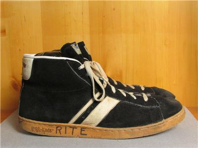suede pro keds basketball sneakers