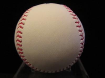 Joe Panik Signed Rawlings MLB Baseball JSA San Francisco Giants Future