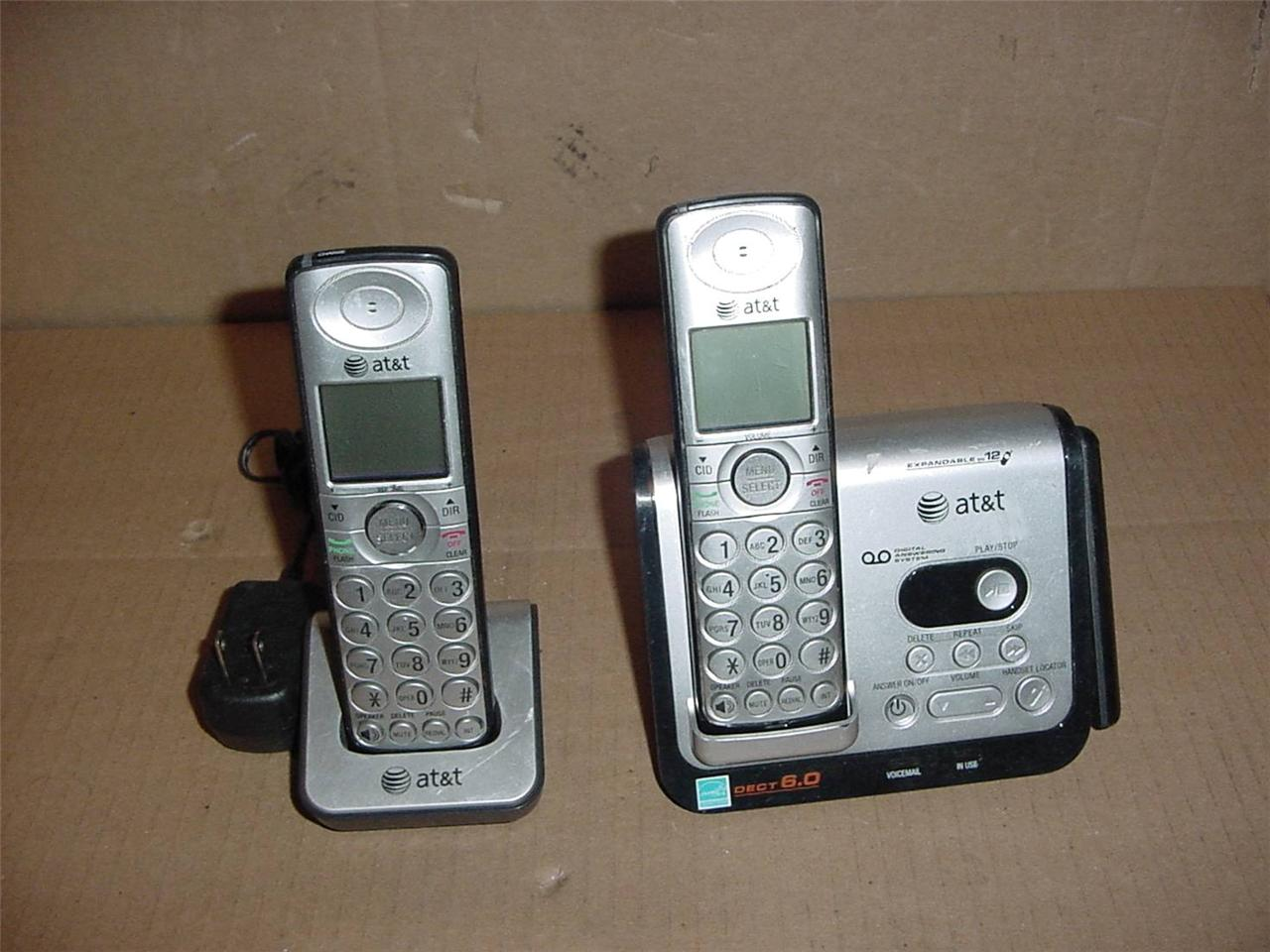 at t home phone answering machine