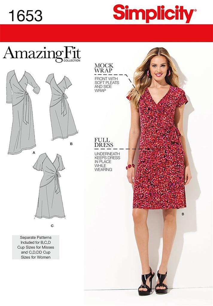 Dress Patterns Free Plus Size Dress Blog Edin