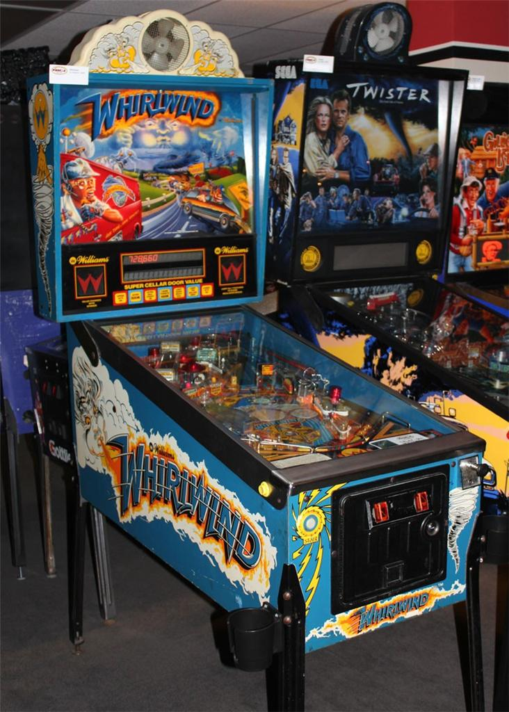 williams pinball machine