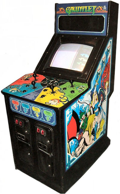 top 4 player arcade games