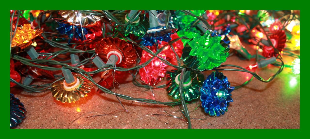 item name set of 6 vintage christmas lights 5 set of 35 light strand reflector lights - Reflector Christmas Lights